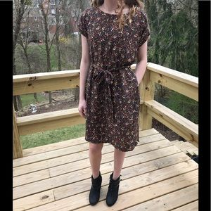 Floral Print Dress from The Gap